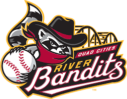Quad Cities River Bandits Logo